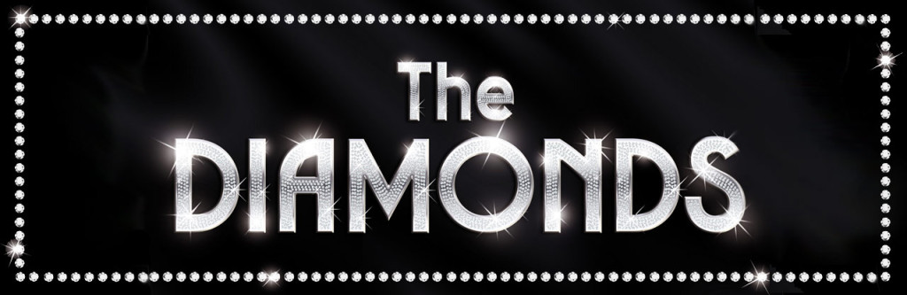 The Diamonds Logo